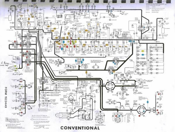 wiring schematics for a kenworth w900b 2005 4300 international air conditioner wiring diagram hotpoint air conditioner wiring diagram #3